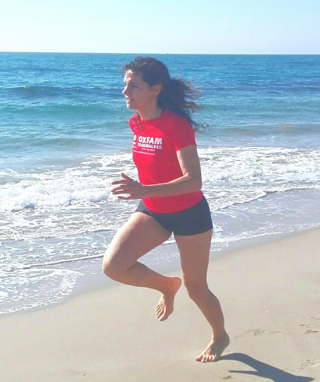Trailwalker Elena Rodríguez