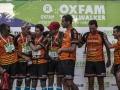 "26/04/14. Sant Feliu de Guíxols. Girona.  Tercer equipo en llegar a la meta de la ""Trailwalker"", carrera organizada por la ONG Intermón Oxfam.    Credit: Guillem Valle/Globalnaira/Intermón Oxfam"